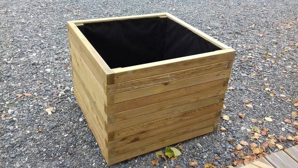 jardini re lys carr grande taille. Black Bedroom Furniture Sets. Home Design Ideas