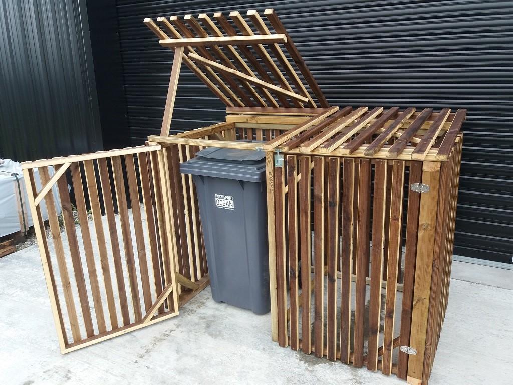 Claustra Treillis Exterieur Bois negoce de bois , terrasse, parquet à la rochelle